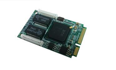 MPX-350 - I350-AM2 Dual Gigabit Ethernet Mini-PCIe Card