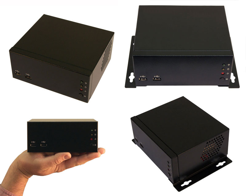 Fanless Cooling System